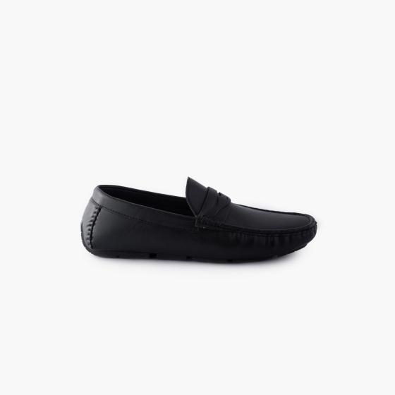 Giày đi bộ nam  Thương hiệu Bata Màu Đen-851-6703