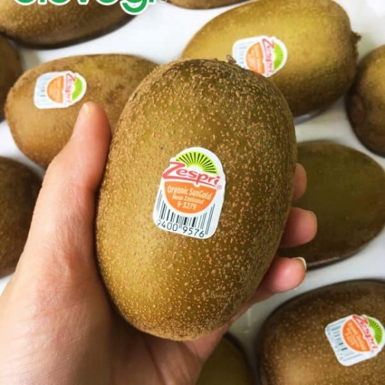 Kiwi vàng hữu cơ - 1 Kg