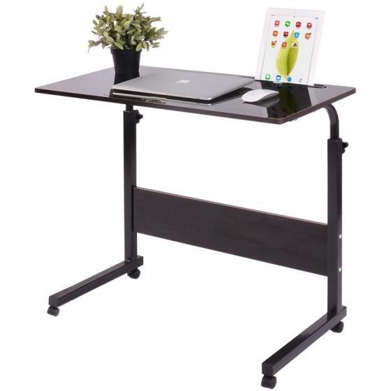 Bàn văn phòng - bàn xếp đa năng cao cấp nhiều tiện ích Tâm House 1421 chân đen