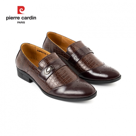 Giày Da Nam Pierre Cardin - PCMFWLE 725BRW màu nâu