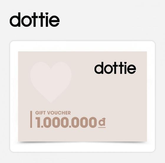 Phiếu quà tặng Dottie 1000k