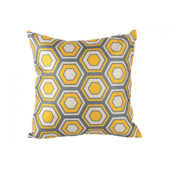 Vỏ gối tựa honeycomb Index Living Mall