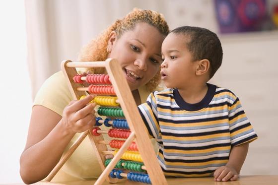 Phép nhân và phép chia Soroban cho bé 3 đến 8 tuổi