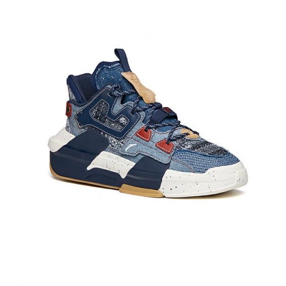 Giày nam sneakers X-game Anta BADAO 3.0 Wang YiBo 812138081-7