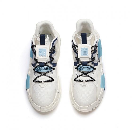 Giày nam sneakers X-game Anta BADAO 3.0 Wang YiBo 812138081-6