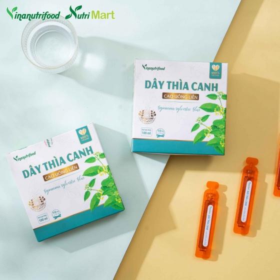 Cao uống liền Thìa canh Vinanutrifood hỗ trợ làm giảm cholesterol, phong tê thấp, tê bì chân tay
