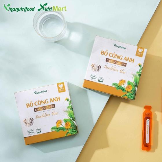 Cao uống liền Bồ Công Anh Vinanutrifood giúp giải độc thanh nhiệt cơ thể hỗ trợ cải thiện chức năng gan