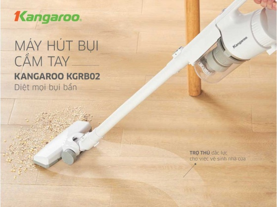Máy hút bụi Kangaroo KGRB02