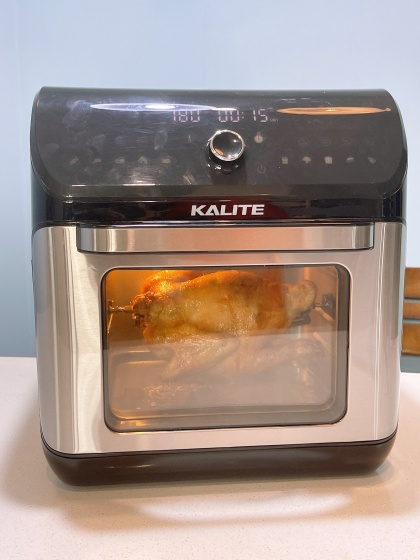 Nồi chiên không dầu Kalite Q12 -Tặng cân sức khỏe KL-150 trị giá 350k