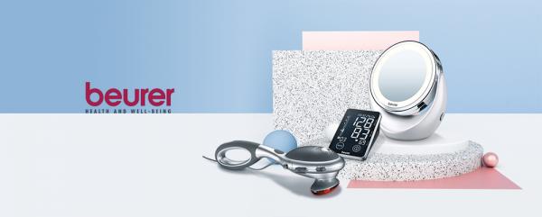 Thiết bị làm đẹp chăm sóc sức khỏe Beurer chính hãng.