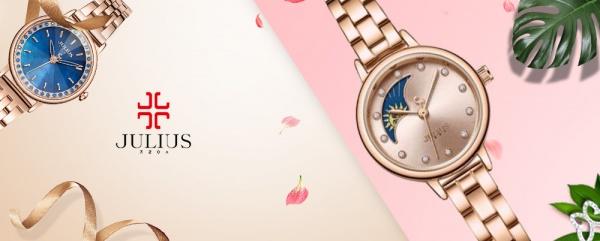 Đồng hồ Hàn Quốc - Giảm độc quyền đến 50%.