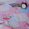 Chăn lẻ Cô bé tóc hồng 110x130 - BDL074
