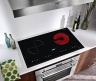 Bếp từ đôi hồng ngoại cảm ứng KAFF KF-073IC  tặng hút mùi và bộ nhà bếp cao cấp