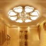 Đèn mâm ốp trần pha lê trái tim - OPLD03-8 - Đèn trang trí Homelight