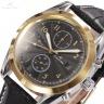 Đồng hồ đức Kronen & Sohne cơ tự động da thật MW31