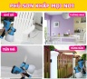 Máy phun sơn Haupon TM71 + Tặng máy bắt vít DIY