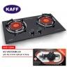 Bếp gas âm hồng ngoại KAFF KF-208i + tặng bộ van Namilux gồm dây và khóa ngắt gas tự động