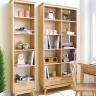Tủ sách lớn Ixora gỗ cao su - Cozino