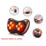 Gối massage hồng ngoại 8 bi Kazuko 24V