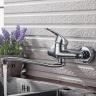 Vòi rửa bát nóng lạnh gắn tường Zento ZT2201