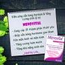 Viên uống cân bằng hormon & tăng sinh lý nữ Menovital (Hộp 60 viên) - Xuất xứ Anh