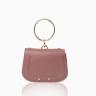 Túi thời trang Verchini màu hồng ruốc 13000046