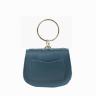 Túi thời trang Verchini màu xanh cổ vịt 13000048