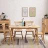 Bộ bàn ăn 4 ghế Pinnstol Alpha - IBIE