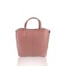 Túi xách thời trang Verchini màu hồng ruốc 11000042