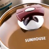 Nồi lẻ anod Sunhouse SH8831-22EBN