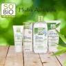 Gel rửa mặt hữu cơ 3 trong 1 với tinh chất lá lô hội 150ml
