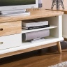 Tủ TV 2 ngăn kéo Vivid gỗ tự nhiên