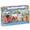 Đồ chơi lắp ráp xe cứu hỏa cao tầng Cobi - 1465
