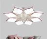 Đèn mâm ốp trần pha lê 06 - OP06-8 - Đèn trang trí Homelight