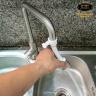 Đầu vòi mềm linh hoạt cho vòi rửa chén Eurolife EL-VM01 (Trắng)
