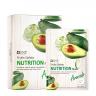 Mặt nạ dưỡng sáng da tinh chất bơ xay đông lạnh - SNP Fruits Gelato Nutrition Mask