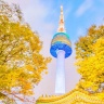 Tour Hàn Quốc - Seoul - Jeju - Nami