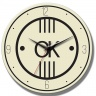 Đồng hồ gỗ tròn R0190
