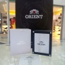 Đồng hồ nam Orient FKU00002B0 chính hãng (full box + sổ bảo hành toàn quốc 3 năm) mặt kính chống xước - chống nước - dây thép 316l