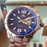 Đồng hồ nam Orient FUG1X004D9 chính hãng (full box + sổ bảo hành toàn quốc 3 năm) mặt kính chống xước - chống nước - dây thép 316l