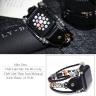 Dây đeo iwatch - dây da đồng hồ dành cho đồng hồ apple watch 42mm/44mm SAM Leather SAMDD02