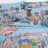 Bộ drap bọc nhập khẩu thái lan toto TT579 (120 x 200 cm)