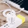 Củ sạc nhanh PD USAMS US-CC047 T4 Fast charging Travel Charge Chinese Standard