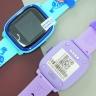 Đồng hồ  định vị thông minh trẻ em JVJ DF25 tím