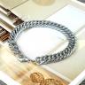 Lắc tay nam titan 21cm - Ngọc Quý Gemstones