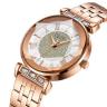 Đồng hồ nữ Julius JA-1206A dây kim loại chính hãng Đồng