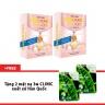 Combo 2 hộp  viên uống bổ sung Collagen, chống lão hóa Omexxel Collagen (60 viên) - Tặng 2 mặt nạ 3w clinic