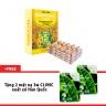 Viên uống bổ sung Vitamin E giúp đẹp da,chống lão hóa Omexxel E400 hộp 30 viên- tặng 2 mặt nạ 3w clinic