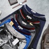 Quần thể thao tập gym vải nỉ thoáng mát qttn03-xanh đen