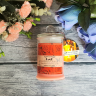 Nến thơm nghệ thuật ECOLIFE - Candles Rose Jar